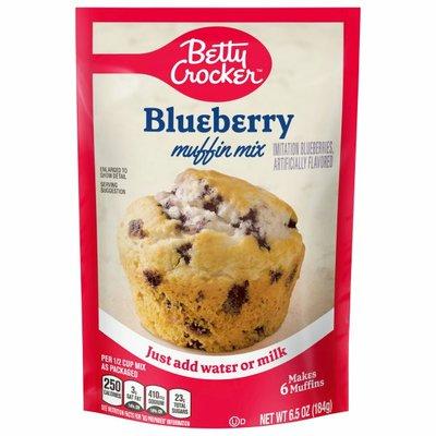 Betty Crocker Ready to Bake Blueberry Muffin Mix