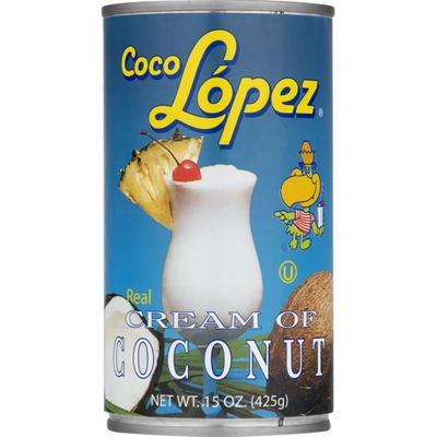 Coco Lopez Real Cream Of Coconut