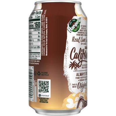 Hansen's Root Beer Can
