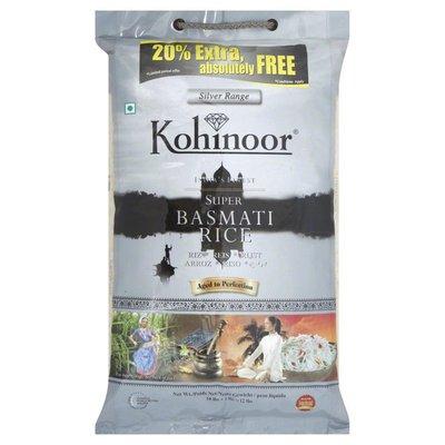 Kohinoor Rice, Super Basmati