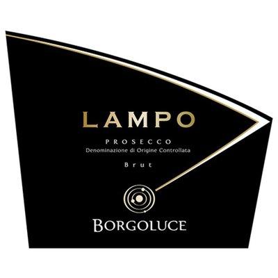 Borgoluce Lampo Prosecco Sparkling White Wine