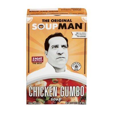 The Original Soupman Chicken Gumbo Soup