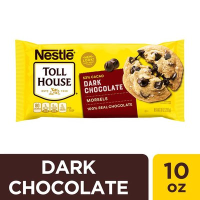 Toll House Nestle  Dark Chocolate Chips