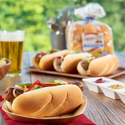 Pepperidge Farm®  Farmhouse White Sausage Buns