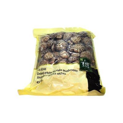 T&T Dried White Shiitake Mushroom