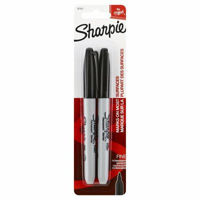 Sharpie Permanent Marker, Fine