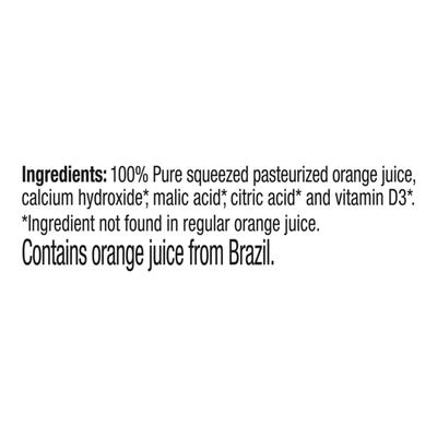 Tropicana Pure Premium No Pulp 100% Orange Juice With Calcium and Vitamin D