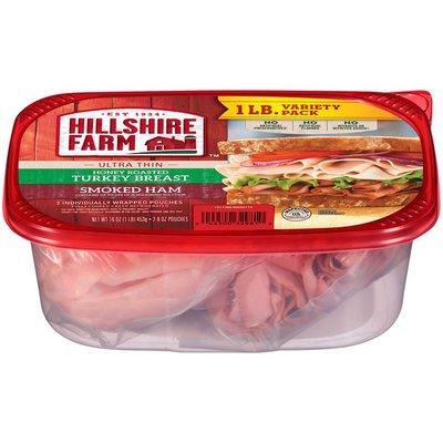 Hillshire Farm Ultra Thin Sliced Lunchmeat, Honey Roasted Turkey Breast & Smoke