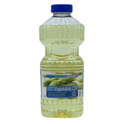 Signature Kitchens Vegetable Oil, 100%