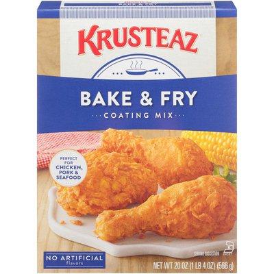 Krusteaz Bake & Fry Coating Mix