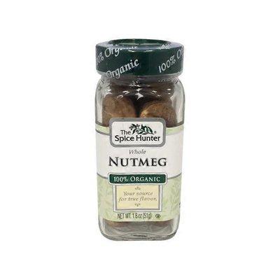 The Spice Hunter 100% Organic Whole Nutmeg