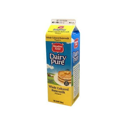 Meadow Gold Whole Extra Rich Cultured Buttermilk