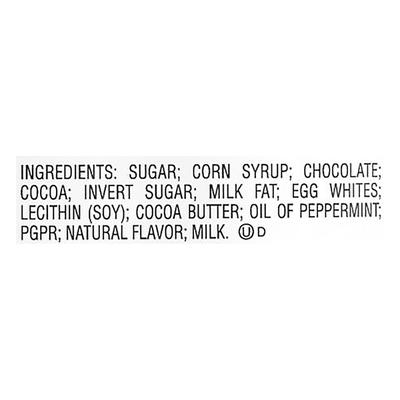 YORK Peppermint Patties, Dark Chocolate Covered, Heart Shaped