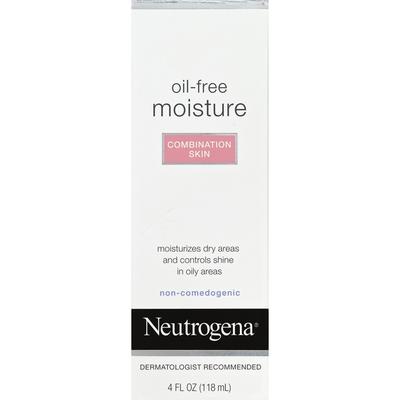 Neutrogena® Oil-Free Moisture With Broad Spectrum Combination Skin