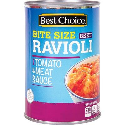 Best Choice Mini Beef Ravioli