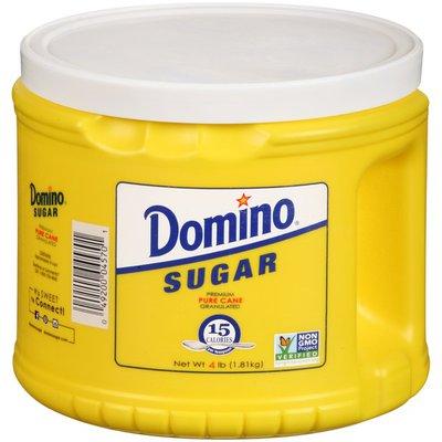 Domino Premium Pure Cane Granulated Sugar