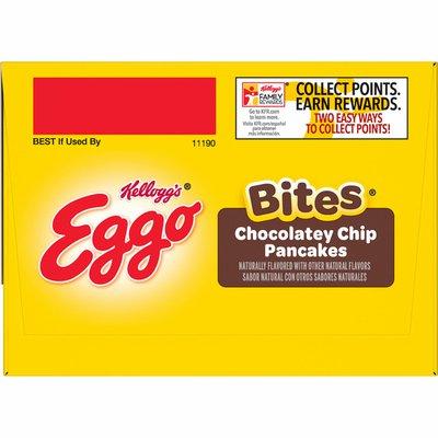 Eggo Mini Frozen Pancakes, Frozen Breakfast, Chocolatey Chip