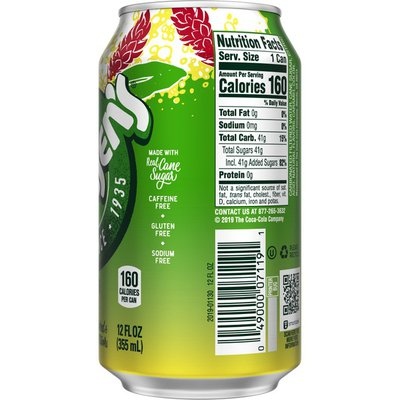 Hansen's Ginger Ale Can