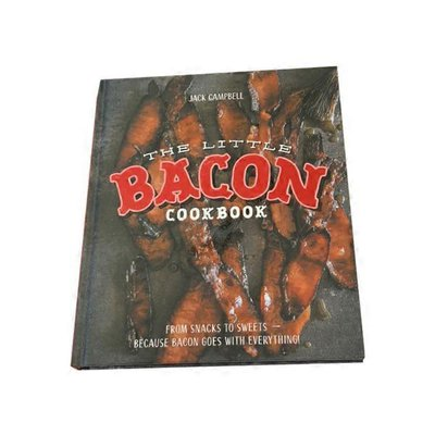 Smith Street Books The Little Bacon Cookbook Hardcover