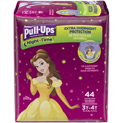 Pull-Ups Pull-Ups Night-Time Potty Training Pants for Girls