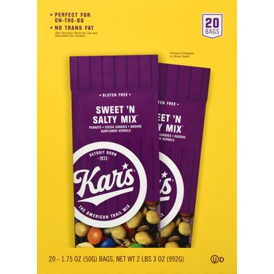 Kar's Trail Mix, Sweet 'N Salty Mix