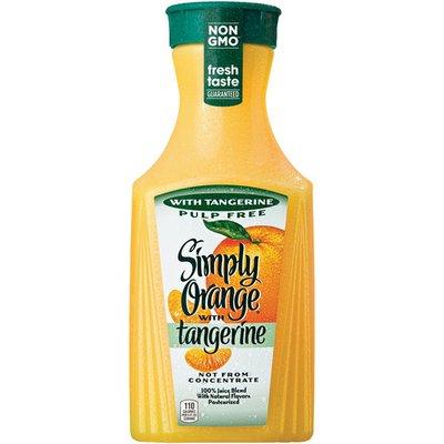 Simply Simply Orange with Tangerine Juice