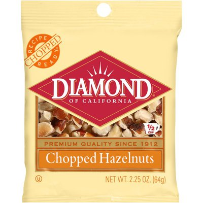 Diamond Hazelnuts, Chopped