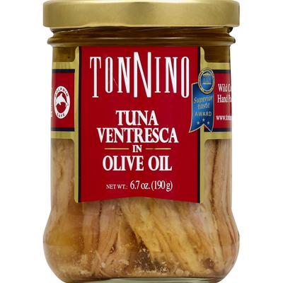 Tonnino Tuna Ventresca, in Olive Oil