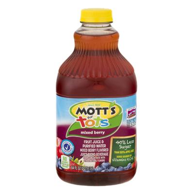 Mott's for Tots Mixed Berry Juice Drink