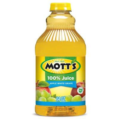 Mott's 100% Juice, Apple White Grape