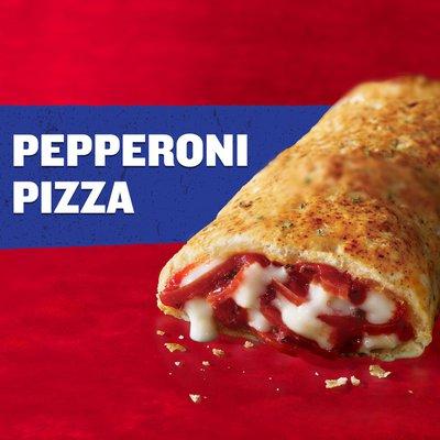 Hot Pockets Pepperoni Pizza Frozen Sandwiches