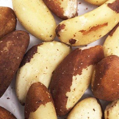 Bulk Nuts Organic Raw Brazil Nuts