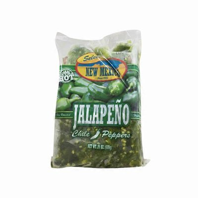 Select New Mexico Mild Green Chile Peppers