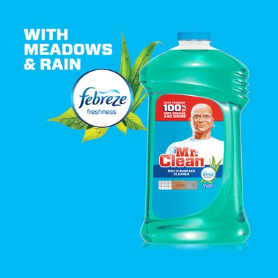 Mr. Clean with Febreze Meadows and Rain Multi-Surface Cleaner