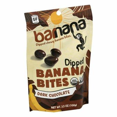 Barnana Organic Chewy Chocolate Banana Bites