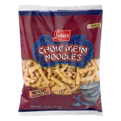 Lieber's Noodles Chow Mein Wide