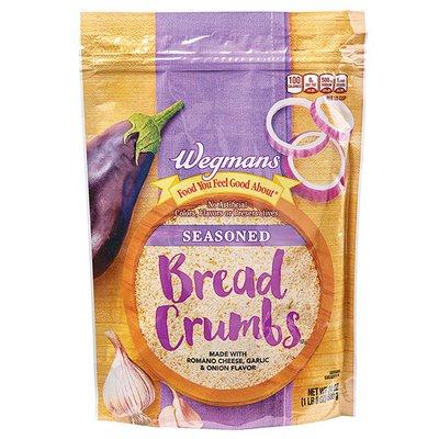Wegmans Food You Feel Good About Seasoned Bread Crumbs