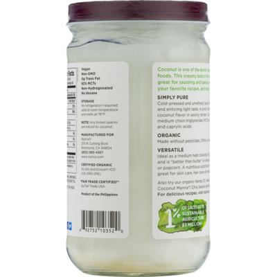 Nutiva Coconut Oil Virgin