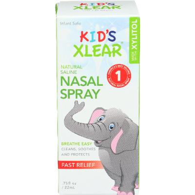 Xlear Nasal Spray, Kid's