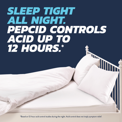 Pepcid Complete Chewable 100Ct.