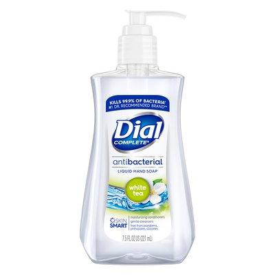 Dial Liquid White Tea and Vit E Hand Soap