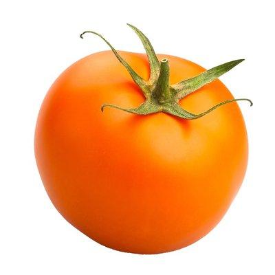 Orange On the Vine Tomato Package