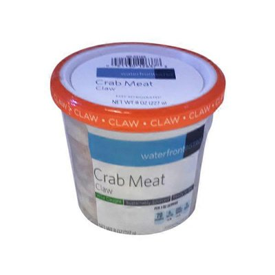 Waterfront Bistro Claw Blue Swimming Crab Meat