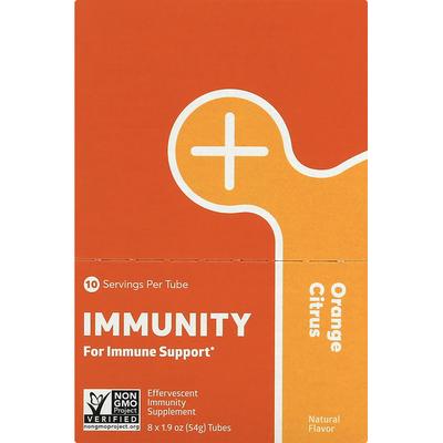 Nuun Immunity, Orange Citrus