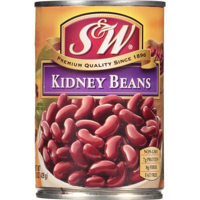S&W Kidney Beans