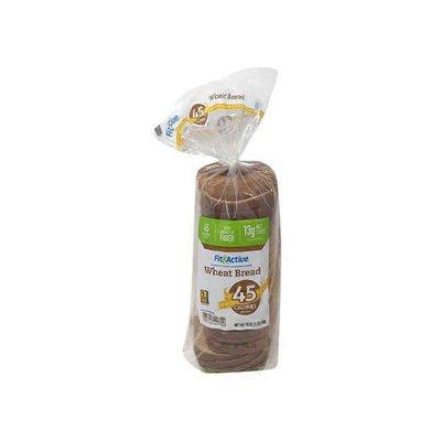 Fit & Active 45 Calorie Wheat Bread