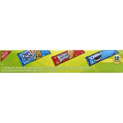 RITZ Cookies, Variety