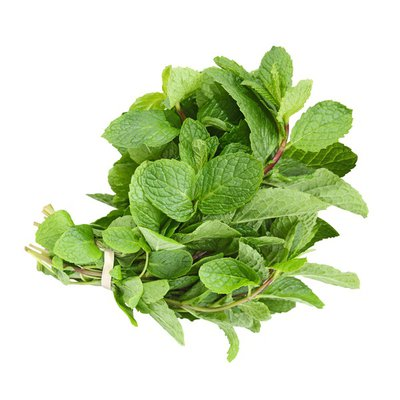 Organic Mint Package