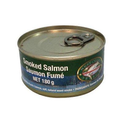 West Coast Smoked Salmon