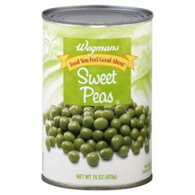 Wegmans Food You Feel Good About Sweet Peas